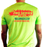 PST001-Green Touch Industries Pro Series T-Shirt - TrailerRacks.com