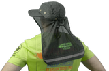 SH001-Pro Series Safety Hat (Protect Yourself From Harmful UV Rays!) - TrailerRacks.com