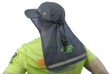 Load image into Gallery viewer, SH001-Pro Series Safety Hat (Protect Yourself From Harmful UV Rays!) - TrailerRacks.com