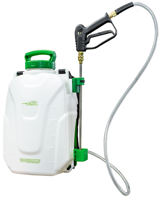 Strom 18 Volt Electric Backpack Sprayer - TrailerRacks.com