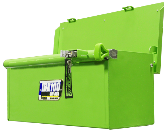 TBX100-Uni-Box Tool/Storage Box (FOR OPEN/ENCLOSED TRAILERS) - TrailerRacks.com