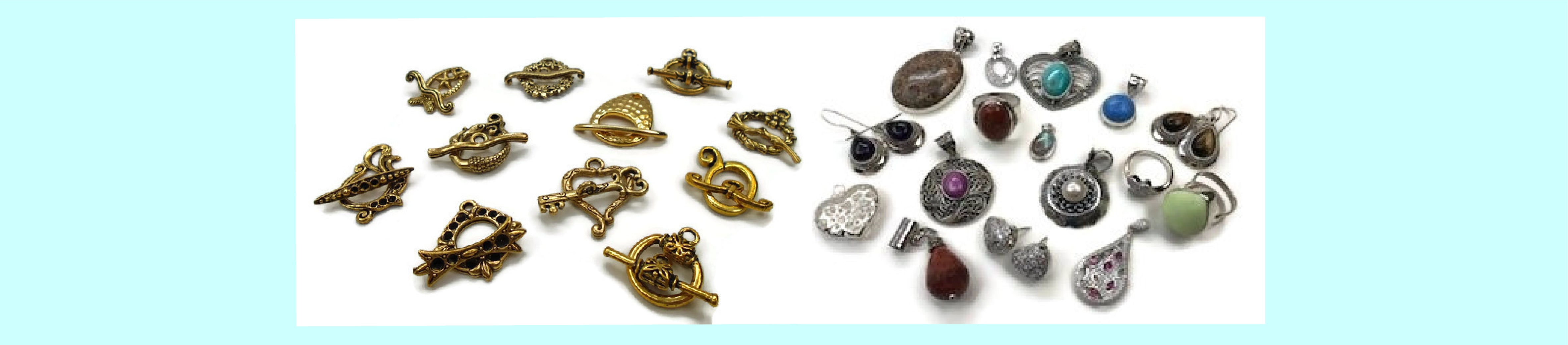 Tierra Cast Charms & Pendants