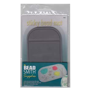 STICKY BEAD MAT 5.5 X 3.25 IN