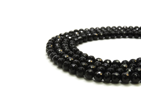 OnyxroundFaceted8mm