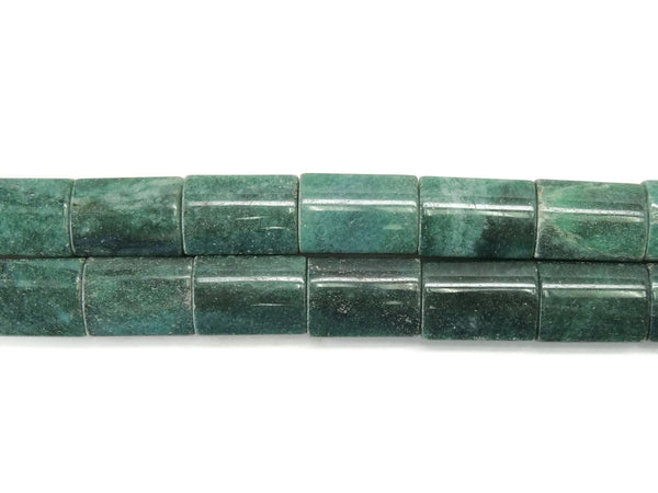JadeTealRectangle30x12mm