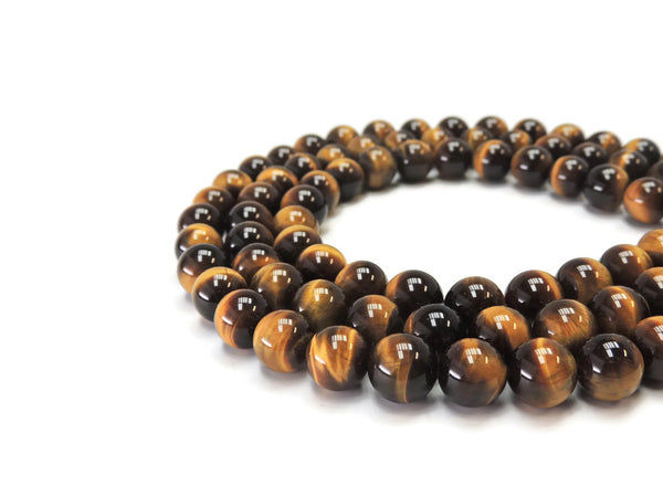 TigersEye12mm