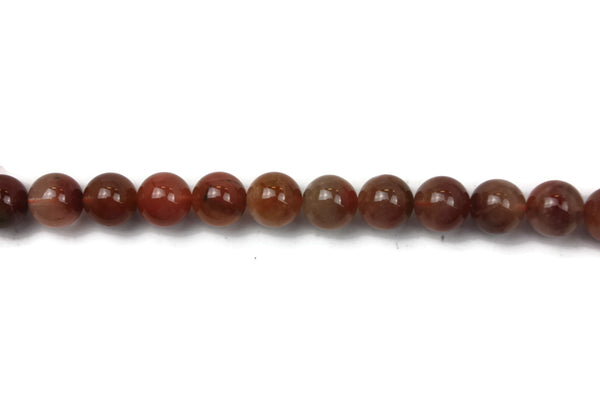 Sunstone Smooth Round Gemstone Beads 14mm (29 pcs)