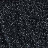 11/0 JAPANESE SEED BEADS BLACK 10GM BG
