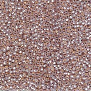 11/0 JAPANESE SEEDBEADS 10GM SMOKY LIGHT ROSE