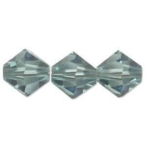3MM SWAROVSKI CRYSTAL ERINITE BICONE
