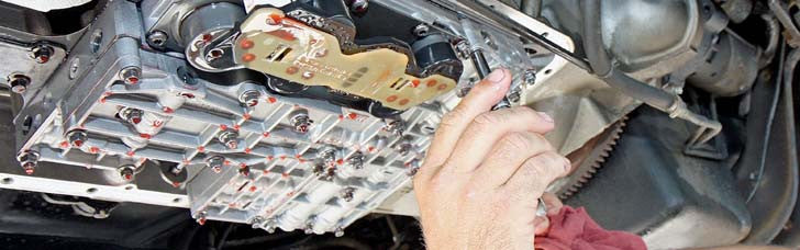 Transmission Repairs - Should You Do It Yourself?