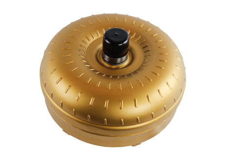 Thor Converters  E4OD/4R100 1800-2000 Stall Torque Converter, Heavy Hammer, Level 2 (Billet Single-Clutch, 4 stud)
