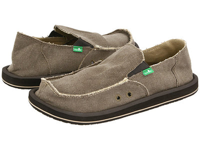 Sanuk Men's Vagabond Shoes - Sun 'N Fun Specialty Sports