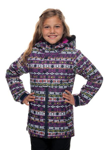 686 Girl's Belle Insulated Jacket