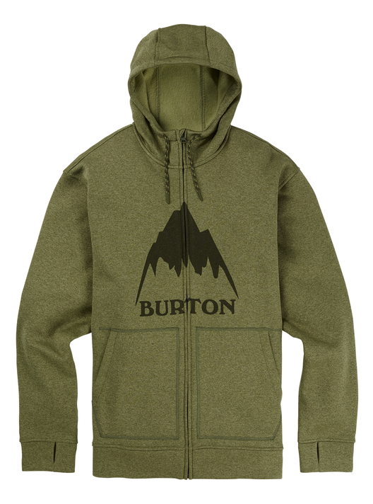 Burton Men's Oak Full Zip Hoodie - Sun 'N Fun Specialty Sports