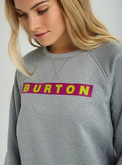 Burton Women's Oak Crew 2020 - Sun 'N Fun Specialty Sports