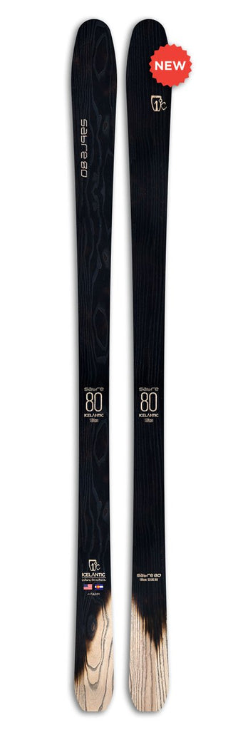 Icelantic Men's Sabre 80 Skis 2019 - Sun 'N Fun Specialty Sports