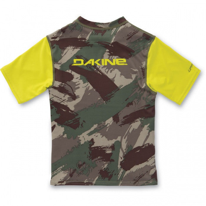 Dakine Boys Heavy Duty Short Sleeve Loose Fit Rashguard - Sun 'N Fun Specialty Sports