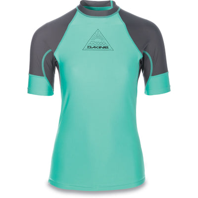 Dakine Womens Flow Snug Fit Short Sleeve Rashguard - Sun 'N Fun Specialty Sports