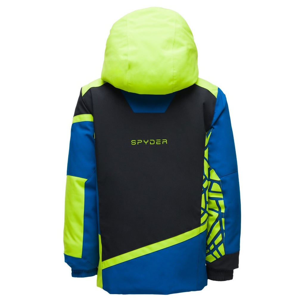 Spyder Boy's Mini Challenger Ski Jacket