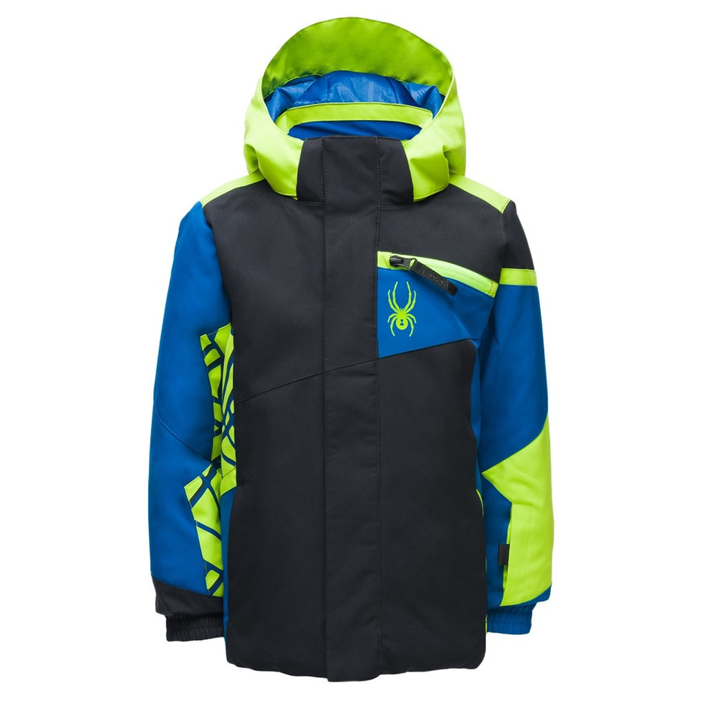 Spyder Boy's Mini Challenger Ski Jacket - Sun 'N Fun Specialty Sports
