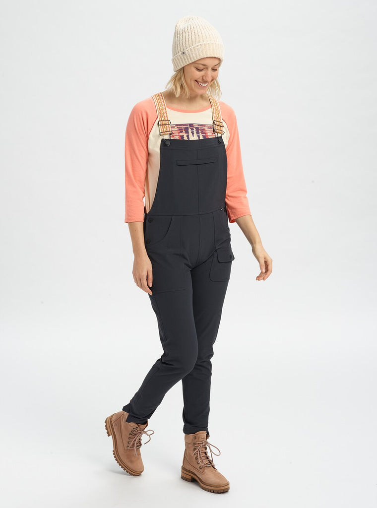 Burton Women's Chaseview Stretch Overall 2020 - Sun 'N Fun Specialty Sports