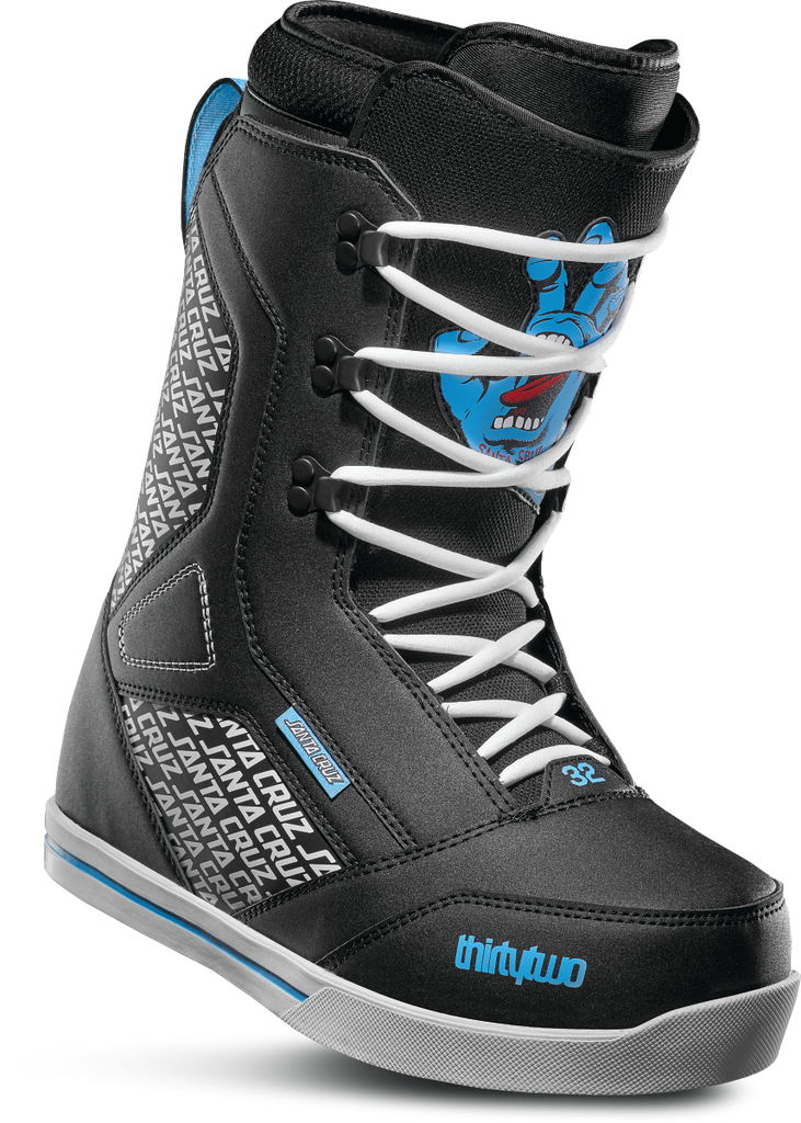 ThirtyTwo Men's 86 Santa Cruz Snowboard Boots 2020 - Sun 'N Fun Specialty Sports
