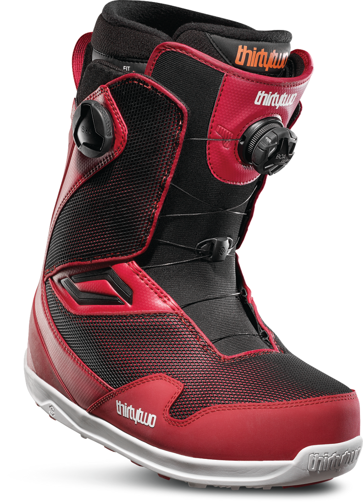 ThirtyTwo Men's TM-2 Double Boa Snowboard Boots 2020 - Sun 'N Fun Specialty Sports