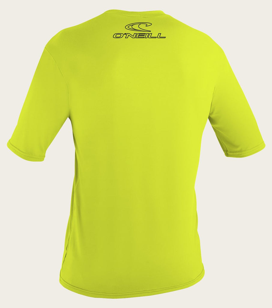 O'Neill Men's Basic Skins Short Sleeve Rash Tee - Sun 'N Fun Specialty Sports