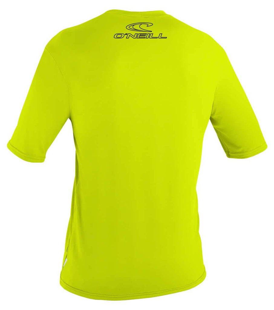O'Neill Boy's Basic Skins Short Sleeve Rash Tee - Sun 'N Fun Specialty Sports