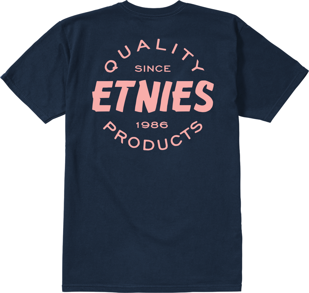 Etnies Men's Quality Controll Short Sleeve Tee - Sun 'N Fun Specialty Sports