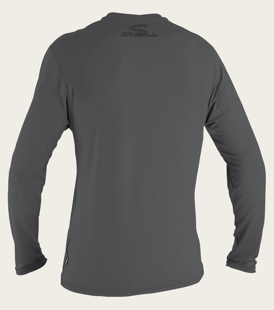 O'Neill Men's Basic Skins Long Sleeve Rash Tee - Sun 'N Fun Specialty Sports