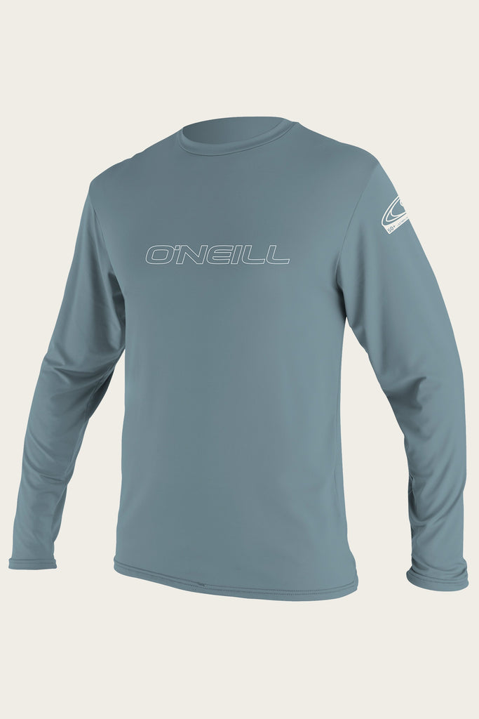 O'Neill Men's Basic Skins 50+ Long Sleeve Sun Shirt 2019 - Sun 'N Fun Specialty Sports