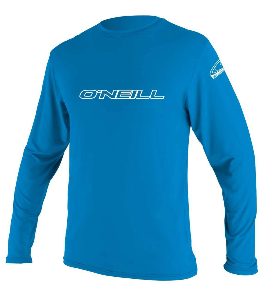 O'Neill Boy's Basic Long Sleeve Rash Tee - Sun 'N Fun Specialty Sports