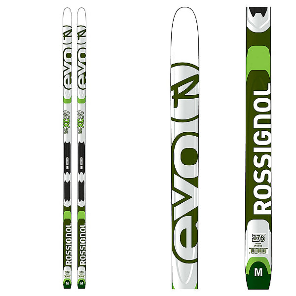 Rossignol EVO Glade 59 AR Cross Country Skis + Bindings 2018 - Sun 'N Fun Specialty Sports