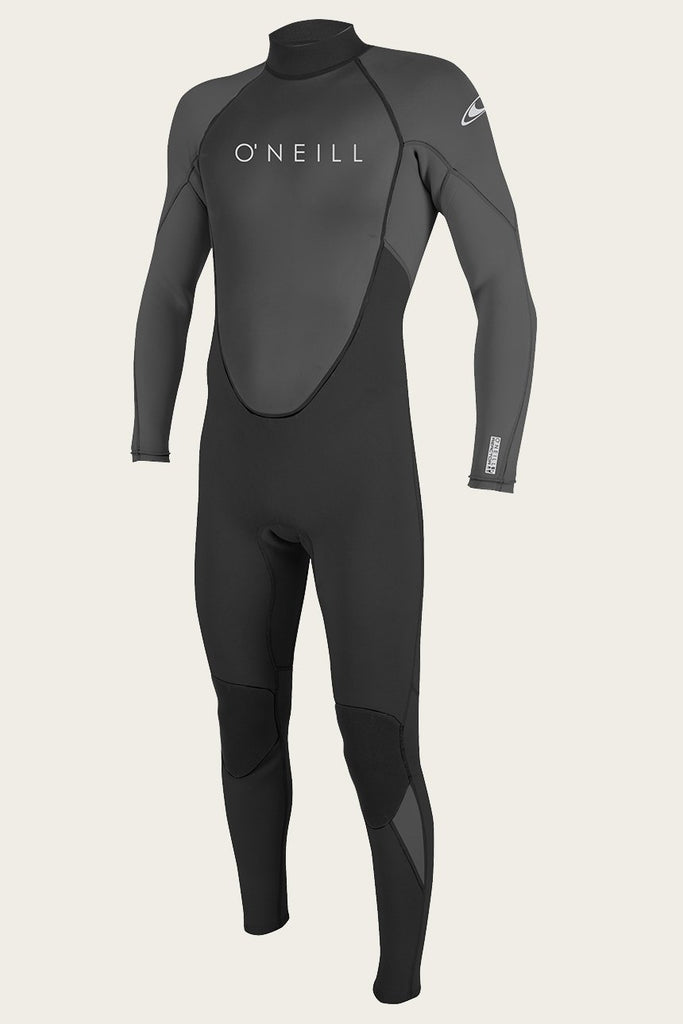 O'neill Men's Reactor 2 3/2mm Back Zip Full Wetsuit 2019 - Sun 'N Fun Specialty Sports