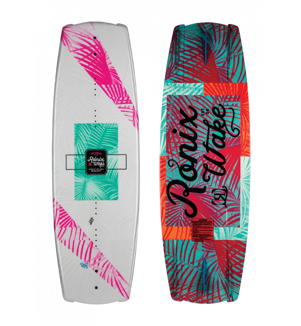 Ronix Women's Krush With Luxe Wakeboard Package 2019