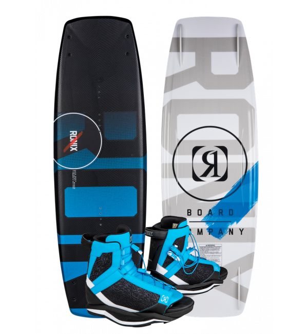 Ronix District With District Wakeboard package 2019