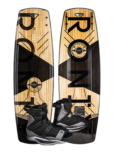 Ronix Darkside With Anthem Wakeboard Package 2019