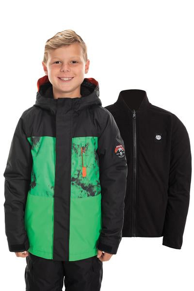 686 Boy's Smarty Insulated Jacket 2020 - Sun 'N Fun Specialty Sports