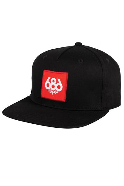 686 Knockout Snapback Hat 2020