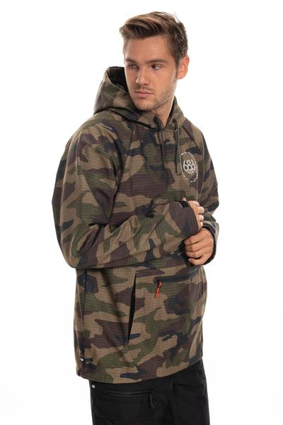 686 Men's Waterproof Hoody 2020