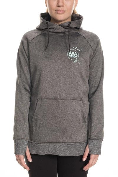 686 Women's Cora Bonded Fleece Pullover 2020 - Sun 'N Fun Specialty Sports