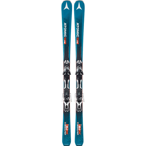 Atomic Mens Vantage X 75 CTI Skis + XT 12 Bindings 2017