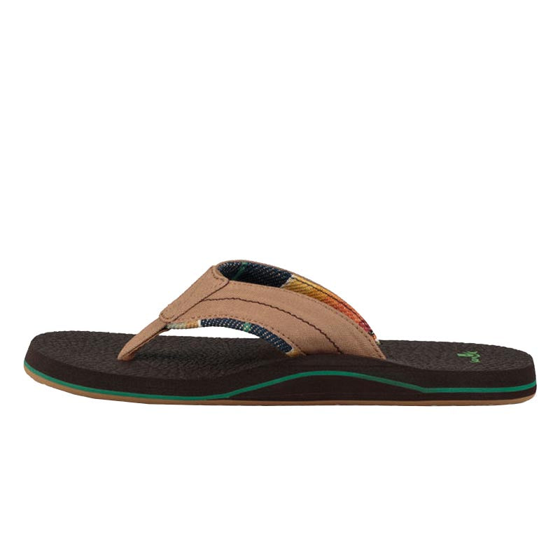 Sanuk Men's Beer Cozy 2 TX Sandals 2019 - Sun 'N Fun Specialty Sports