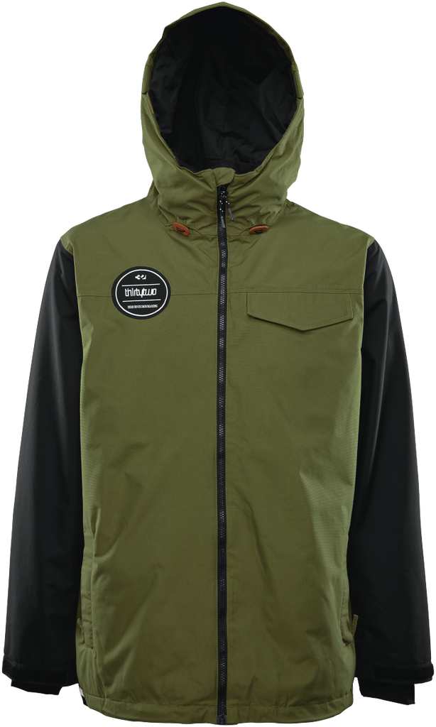 Thirtytwo Men's Sesh Jacket - Sun 'N Fun Specialty Sports