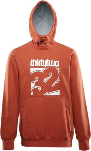 Thirtytwo Men's Stamped Pullover