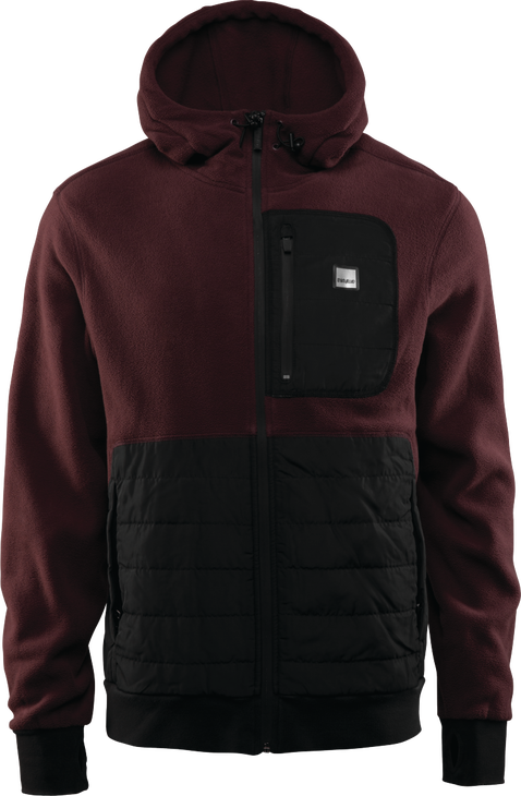 Thirtytwo Men's Filter Polar Fleece Zip Hood