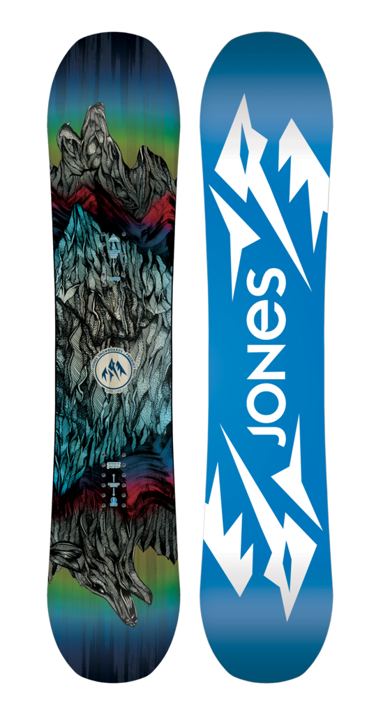 Jones Youth Prodigy Snowboard 2019