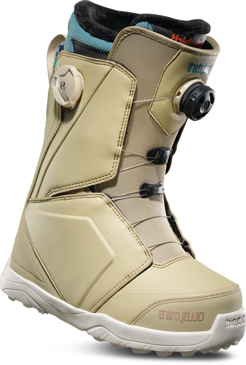 Thirtytwo Women's Lashed Double Boa Snowboard Boots 2019
